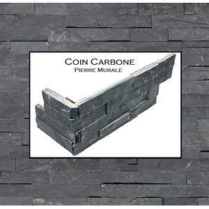 Série Carbone * Coin 6x18