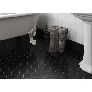 Série Hexagon * 4x4 Noir