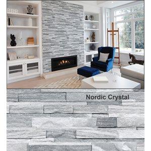 Série Nordic crystal * Pierre 6x24