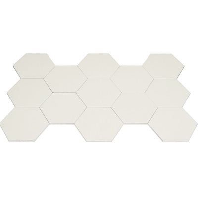Série Bien Twist • 6x6 Blanc
