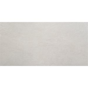 Série Concrete * 12x24 Blanc