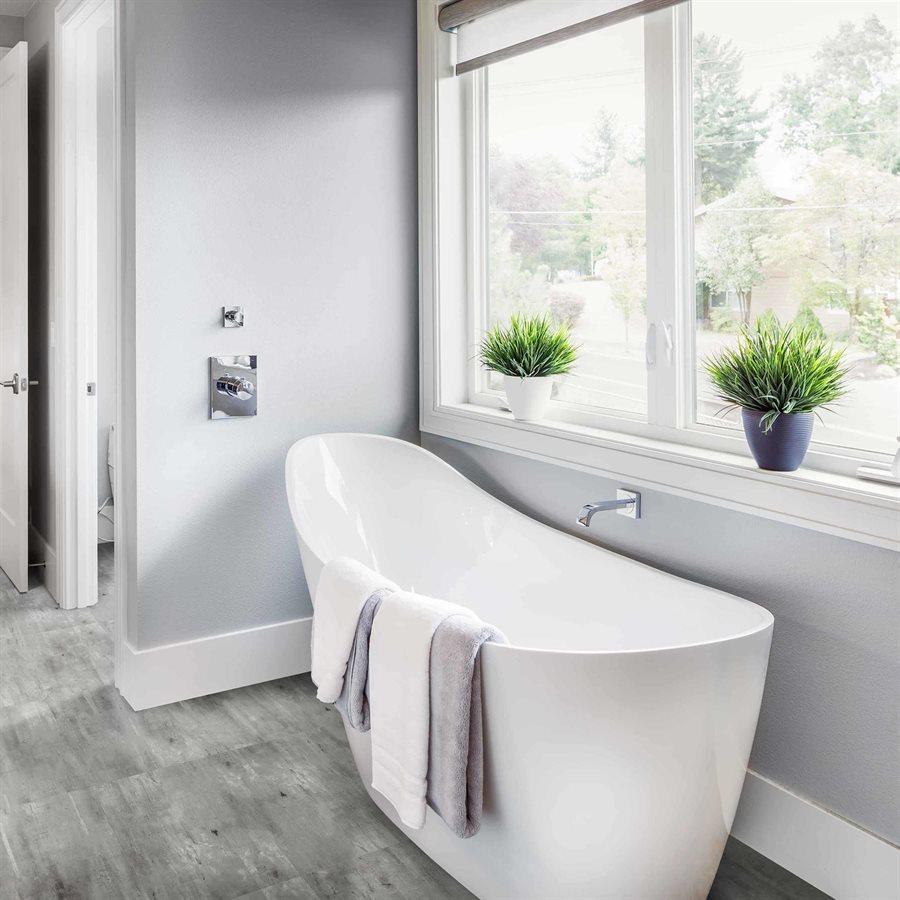 vinyle clic salle de bain Element-decor-acier-Z