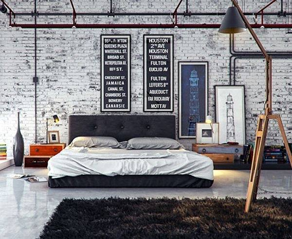 decor chambre a coucher style new york